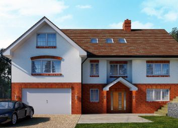 Thumbnail 5 bed detached house for sale in Broadwas, Worcester, Worcestershire