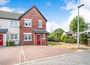 Thumbnail 3 bed end terrace house for sale in Kirkland Fold, Wigton, Cumbria