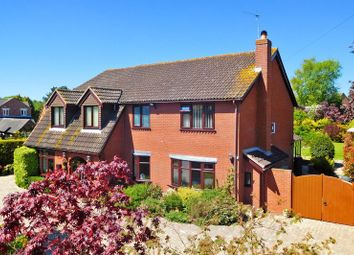 Thumbnail 5 bed detached house for sale in Main Road, Norton In Hales, Market Drayton