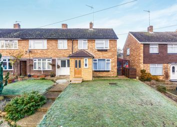 Thumbnail 2 bedroom semi-detached house for sale in Cecil Road, Hertford