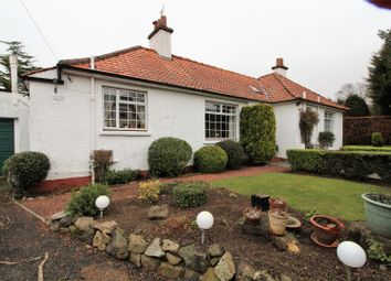 Thumbnail 3 bed detached bungalow for sale in Capelaw Road, Edinburgh
