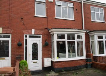 Thumbnail 3 bedroom terraced house to rent in Clifton Rd, Grimsby