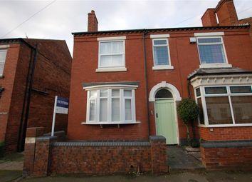 Thumbnail 2 bed end terrace house for sale in New Street, Wordsley, Stourbridge