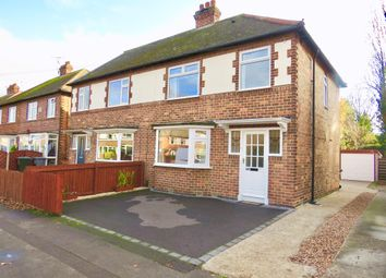Thumbnail 3 bedroom semi-detached house for sale in Eltham Road, West Bridgford, Nottingham