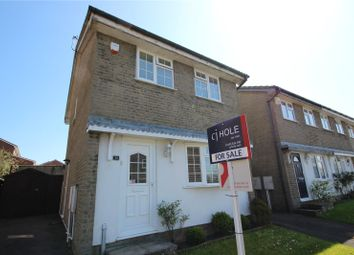 Thumbnail 3 bed detached house for sale in Breaches Gate, Bradley Stoke, Bristol