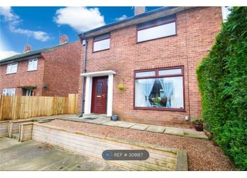 Thumbnail 3 bed semi-detached house to rent in Newhall Crescent, Leeds
