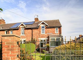 Thumbnail 3 bed end terrace house for sale in Oakfield Terrace, Forest Hall, Newcastle Upon Tyne
