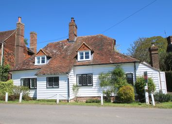 Thumbnail 2 bed cottage for sale in Mill Street, Iden Green, Benenden, Kent