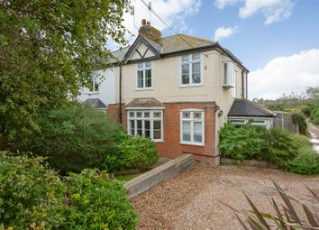 Thumbnail Semi-detached house for sale in Island Wall, Whitstable