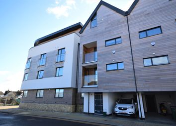 Thumbnail 3 bed town house for sale in Bay Side, Range Road, Hythe, Kent