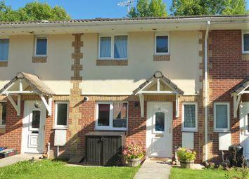 Thumbnail 2 bedroom terraced house for sale in Spencer Drive, Tiverton, Devon