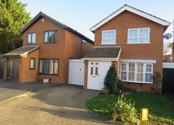 Thumbnail 3 bed link-detached house for sale in Tattersall Close, Northampton