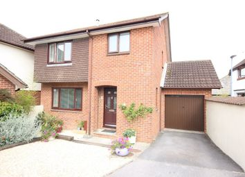 Thumbnail 3 bed detached house for sale in Crokers Way, Ipplepen, Newton Abbot
