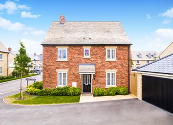 Thumbnail 3 bed semi-detached house for sale in Empire Drive, Carterton, Oxfordshire