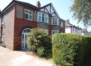 Thumbnail 3 bed semi-detached house to rent in Allerton Road, Trentham, Stoke On Trent