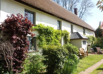Thumbnail 4 bed detached house for sale in Templeton, Tiverton