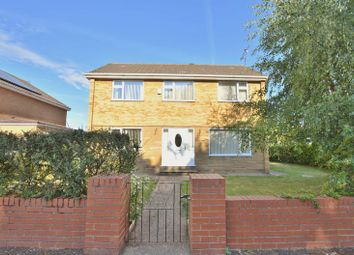 Thumbnail 4 bed detached house for sale in Bristol Road, Scunthorpe