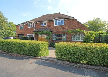 Abbey Gardens, Chertsey, Surrey KT16. 4 bed detached house