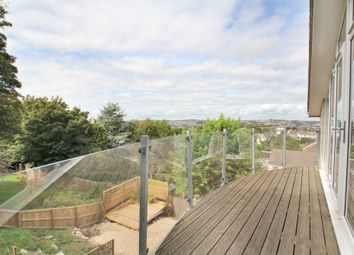 Thumbnail 4 bed detached house for sale in Villiers Close, Plymstock, Plymouth