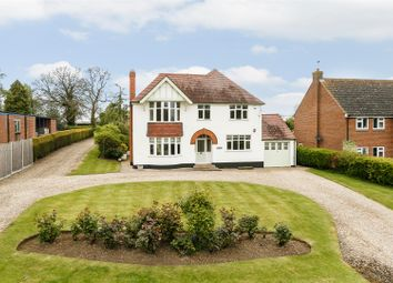 Thumbnail 5 bed detached house for sale in Cotesbach, Lutterworth, Leicestershire