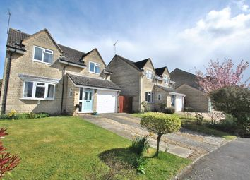 Thumbnail 4 bed detached house for sale in Pear Tree Close, Woodmancote, Cheltenham