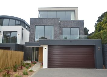 Thumbnail 4 bed detached house for sale in Minterne Road, Evening Hill, Poole