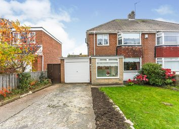 Thumbnail 3 bed semi-detached house for sale in Charter Drive, Sunderland, Tyne And Wear