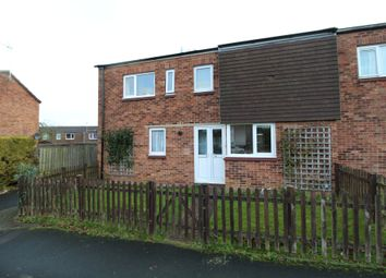 Thumbnail 3 bed end terrace house for sale in Emmanuel Close, Mildenhall, Bury St. Edmunds