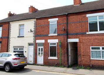 Thumbnail 2 bed property to rent in Central Road, Hugglescote, Coalville