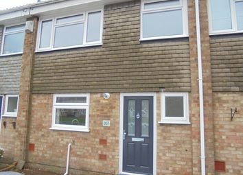 Thumbnail 3 bed terraced house to rent in Walderslade Road, Chatham Kent