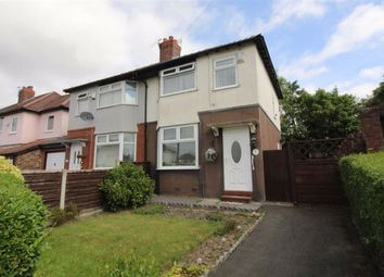2 bed semi-detached house for sale in Manor Road, Stockport SK5