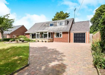 Thumbnail 4 bed bungalow for sale in Main Street, Church Broughton, Derby