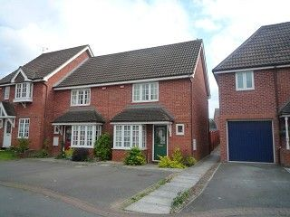 Thumbnail 2 bed end terrace house to rent in Didcot, Sutherland Beck