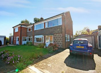 Thumbnail 3 bedroom semi-detached house for sale in Swan Close, Whitchurch, Buckinghamshire