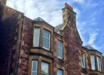 Thumbnail 3 bed flat to rent in East High Street, Crieff