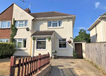 Thumbnail 3 bed semi-detached house for sale in Frobisher Avenue, Wallisdown, Poole