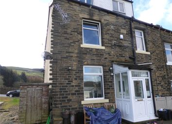 Thumbnail 3 bed end terrace house to rent in School Cote Terrace, Holmfield, Halifax