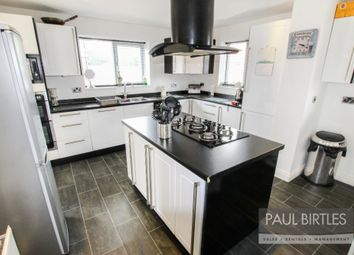 Thumbnail 4 bed detached house for sale in Ashfield Road, Urmston