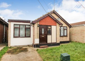 Thumbnail 3 bed bungalow to rent in Westman Road, Canvey Island