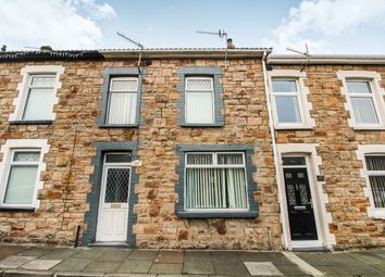 Thumbnail 3 bedroom terraced house for sale in Cwm Road, Waunlwyd, Ebbw Vale