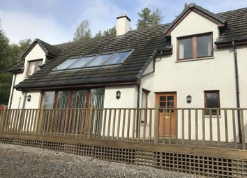 Thumbnail 3 bed detached house to rent in Strathconon, Muir Of Ord