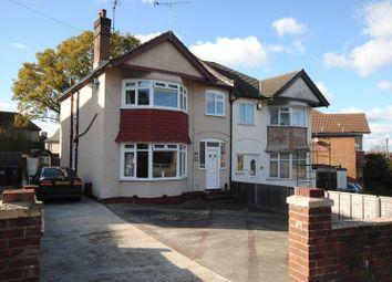 Thumbnail 4 bedroom semi-detached house for sale in Little Lances Hill, Southampton