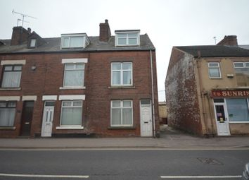 Thumbnail 2 bed terraced house for sale in North Road, Clowne, Chesterfield, Derbyshire
