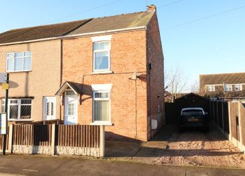 Thumbnail 2 bedroom semi-detached house for sale in Bottesford Road, Scunthorpe