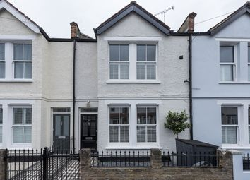 Thumbnail 4 bed terraced house to rent in Gould Road, Twickenham