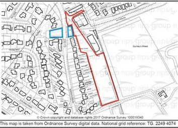 Thumbnail Commercial property for sale in Land At Former Cromer High Station, Norwich Road, Northrepps, Norfolk