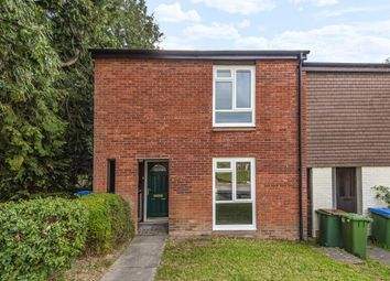 Thumbnail 2 bedroom end terrace house for sale in Cleve Way, Billingshurst