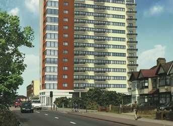 Thumbnail 1 bed flat for sale in Eastern Avenue, Gants Hill, Gants Hill, Ilford