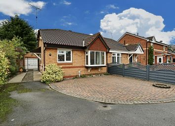 Thumbnail 2 bed semi-detached bungalow for sale in Shropshire Close, Hull
