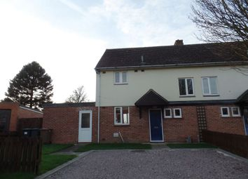 Thumbnail 2 bed semi-detached house to rent in Gibson Green, Witham St. Hughs, Lincoln